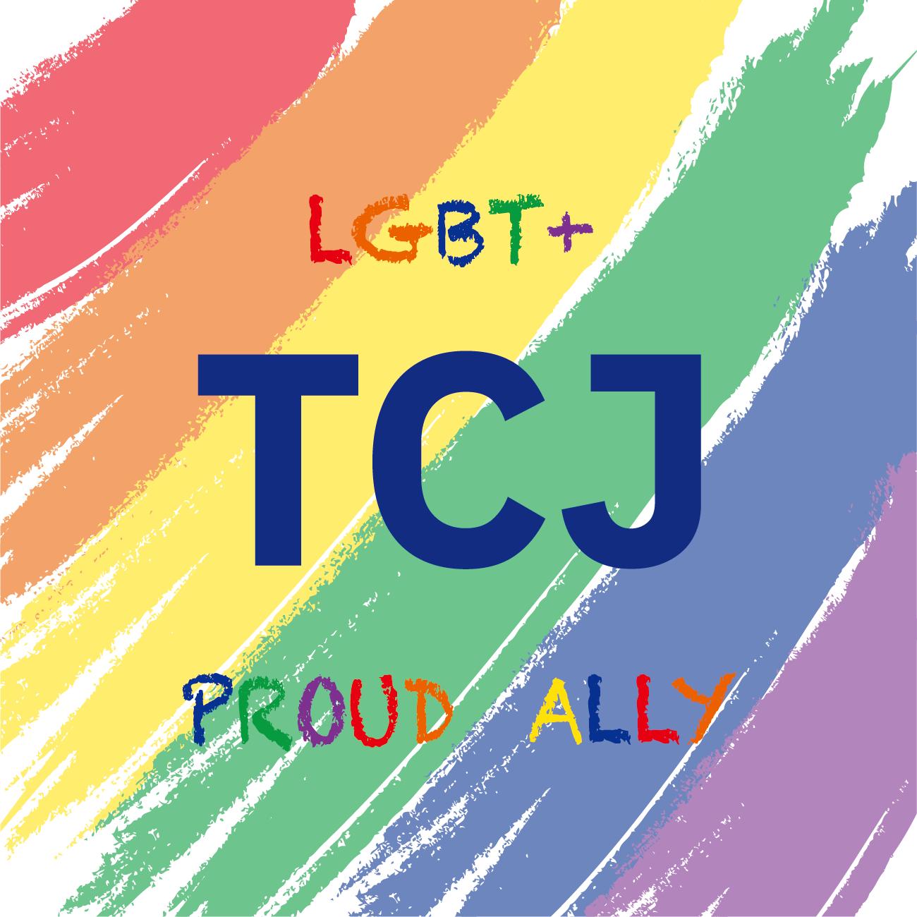 LGBT+ TCJ PROUD ALLY